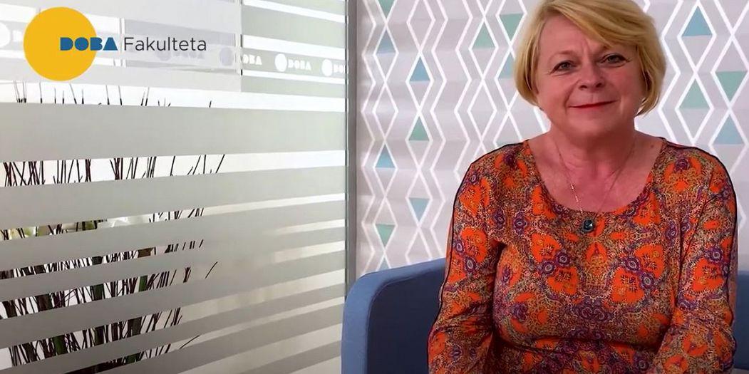 dr. Marina Letonja, visokošolska učiteljica