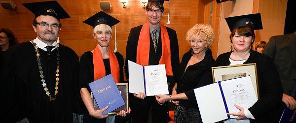 Slovesna podelitev diplom 2017