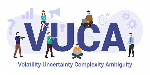 Preživeti v okolju VUCA z agilnim učenjem