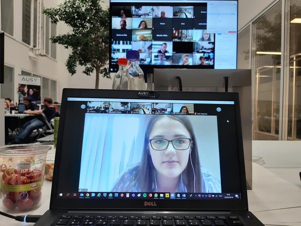 DOBA Fakultete in Drugi mednarodni Hackathon