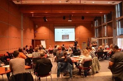 Delavnice in seminarji na DOBA Fakulteti.