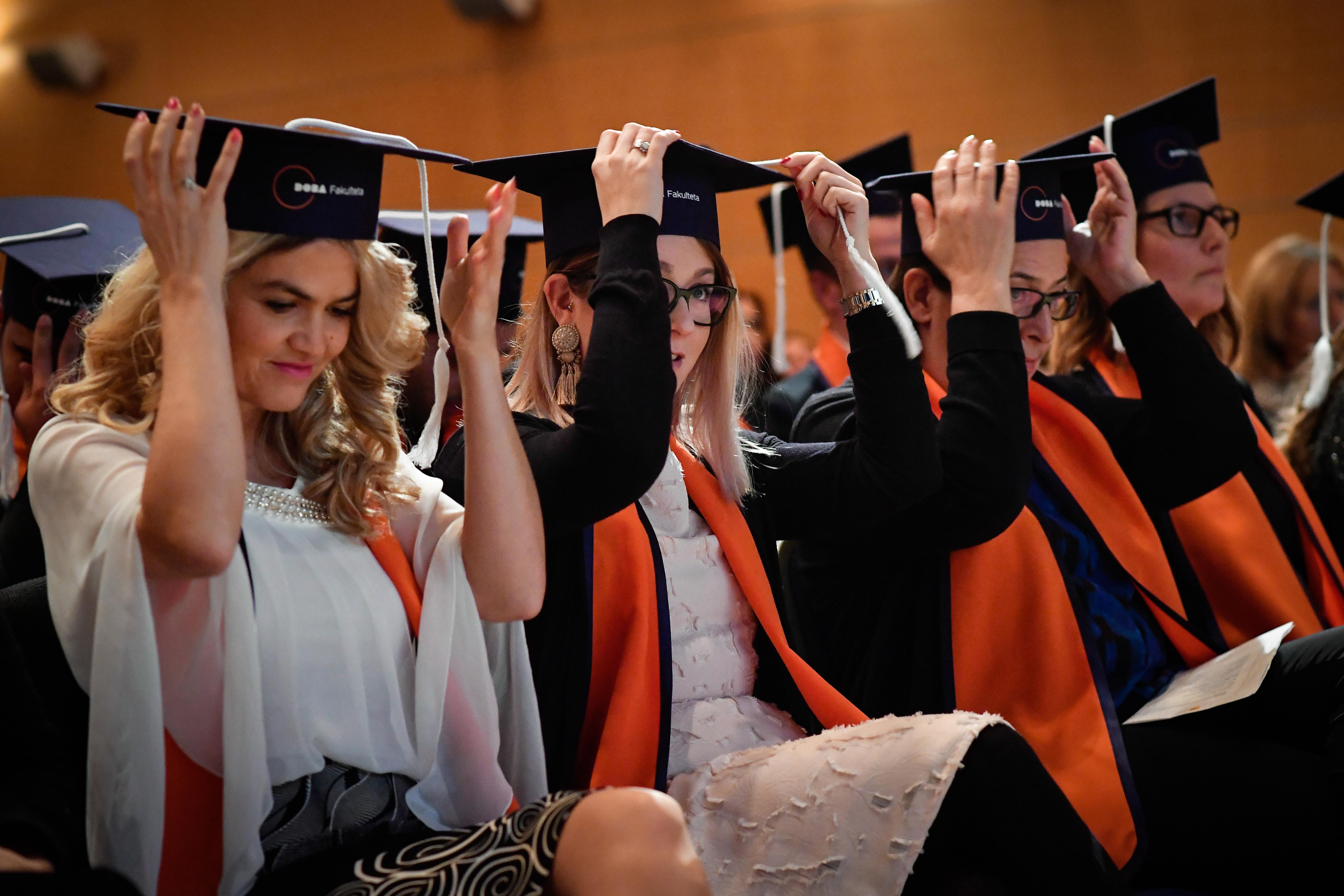 Fakulteta, ki spreminja življenja svojih študentov.