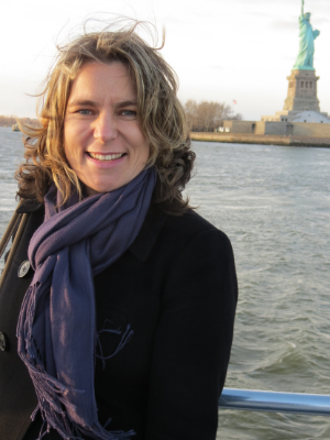 Kristina mlinarič, naj online učiteljica