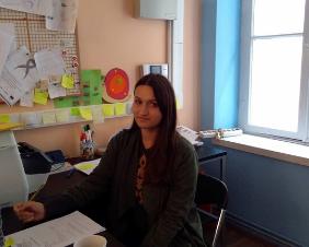 Sandra Hathaway, študentka programa Menedžment v sociali in izobraževanju