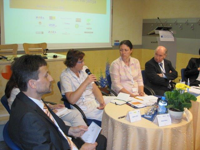 2010: Vloga visokega šolstva pri oblikovanju družbe sodelovanja in ustvarjanja