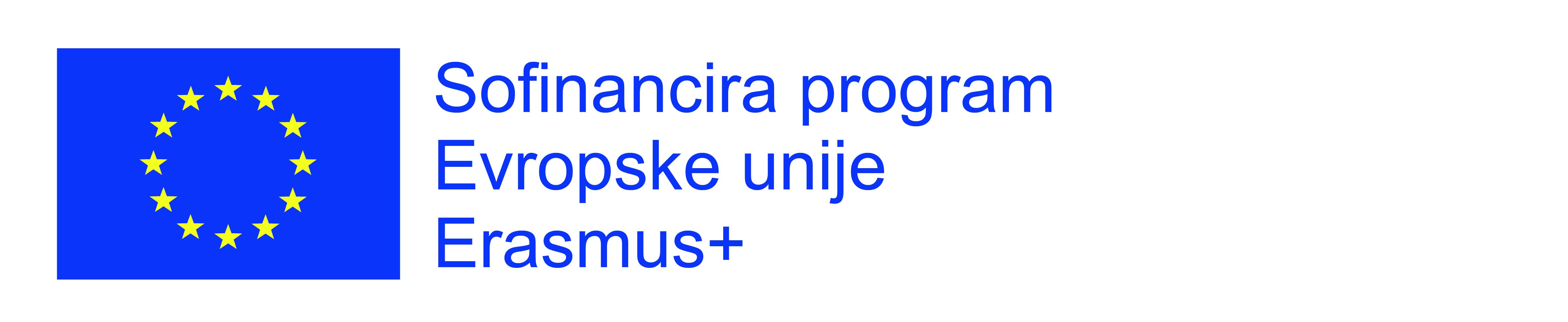 Erasmus+ logotip