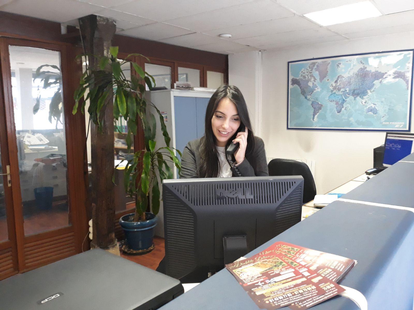 Dorotea Borković, študentka programa Marketing, družbeni mediji in odnosi z javnostmi