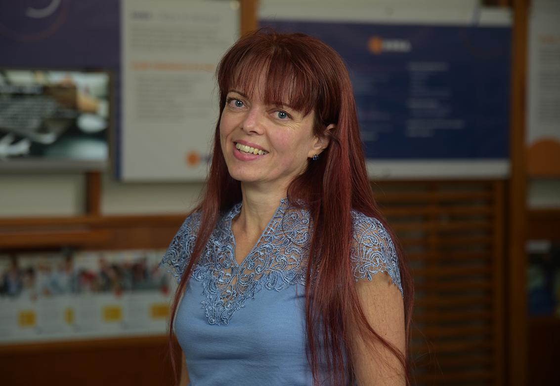 Zvezdana Strmšek, akademska svetovalka na DOBA Fakulteti